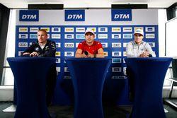 Maxime Martin, BMW Team RBM, BMW M4 DTM, Mike Rockenfeller, Audi Sport Team Phoenix, Audi RS 5 DTM,