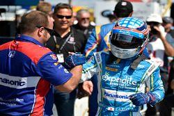 Pole para Takuma Sato, Andretti Autosport Honda