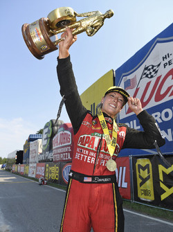 Top-Fuel-Sieger Leah Pritchett