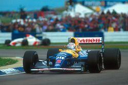 Найджел Мэнселл, Williams FW14B