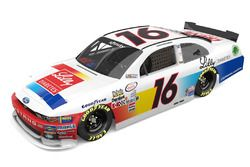 Ryan Reed, Roush Fenway Racing Ford Xfinity throwback scheme