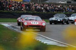 Graham Hill Trophy, Niki Pastorelli, Cottingham Ferrari