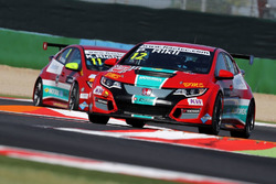 Peter Rikli, Kris Richard, Honda Civic TCR, Rikli Motorsport