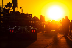 Atmosfera al tramonto