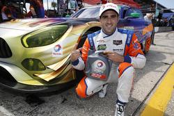 GTD pole winner Tristan Vautier, 75 SunEnergy1 Racing