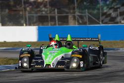 #26 BAR1 Motorsports ORECA FLM09: Marc Drumwright, Chapman Ducote, Gustavo Yacaman, Colin Thompson