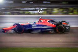 Fernando Alonso, McLaren IndyCar konsepti