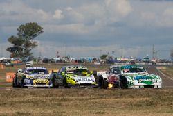 Carlos Okulovich, Maquin Parts Racing Torino, Martin Ponte, UR Racing Team Dodge, Julian Santero, Co