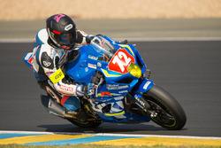 #72 Suzuki: Cedric Tangre