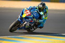 72 Suzuki: Baptiste Guittet