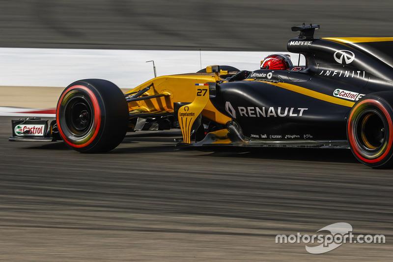 9. Нико Хюлькенберг, Renault