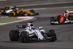 Фелипе Масса, Williams FW40, Кими Райкконен, Ferrari SF70H