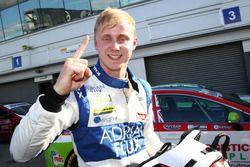 Polesitter Ashley Sutton, Team BMR Subaru Levorg
