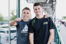Гонщики Campos Racing Маркос Сиберт и Жюльен Фальшеро