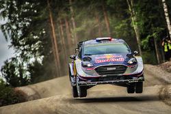Себастьен Ожье и Жюльен Инграссиа, Ford Fiesta WRC, M-Sport
