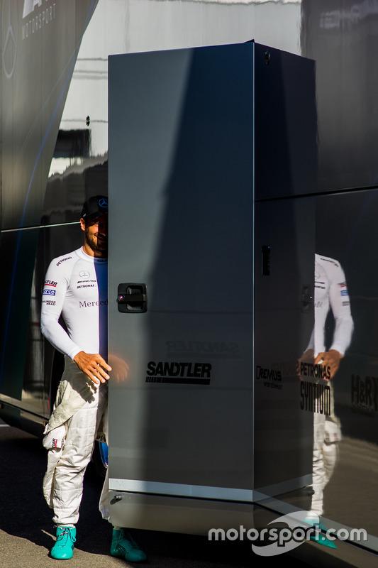 Роберт Уикенс, Mercedes-AMG DTM Team HWA