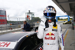 Pole position for Marco Wittmann, BMW Team RMG, BMW M4 DTM