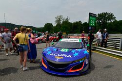 #93 Michael Shank Racing Acura NSX