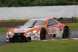#36 Team Tom's Lexus LC500: Kazuki Nakajima, James Rossiter