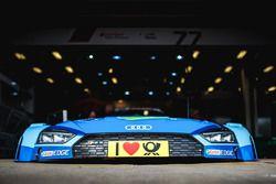 Capó de coche de Loic Duval, Audi Sport Team Phoenix, Audi RS 5 DTM