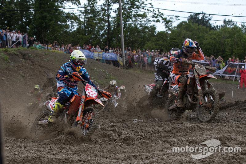 Tony Cairoli; Jeffrey Herlings, KTM Factory Racing