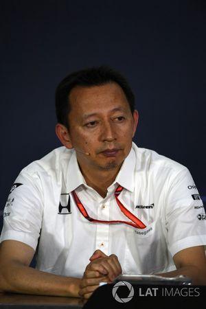 Yusuke Hasegawa, Honda-Motorsportchef