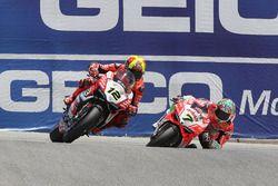 Xavi Fores, Barni Racing Team, Chaz Davies, Ducati Team