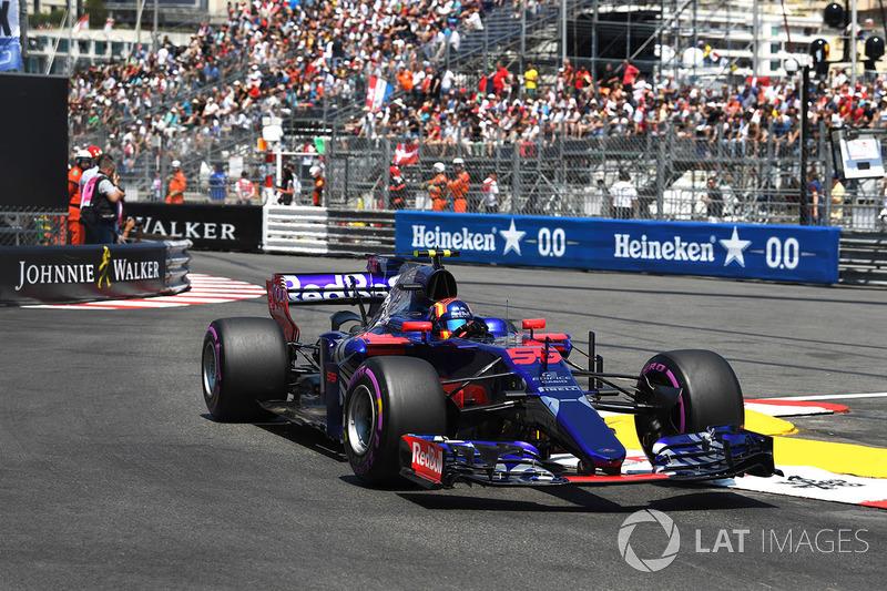 6. Carlos Sainz Jr., Scuderia Toro Rosso STR12