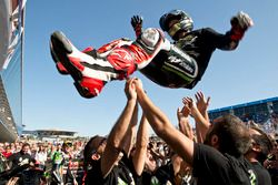 World Champion Jonathan Rea, Kawasaki Racing