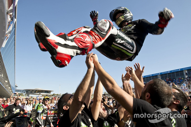 Jonathan Rea, campeón del mundial de superbikes (WorldSBK) 2015