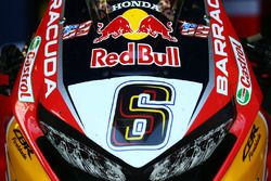 Stefan Bradl, Honda World Superbike Team bike