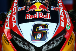 Stefan Bradl, Honda World Superbike Team bike