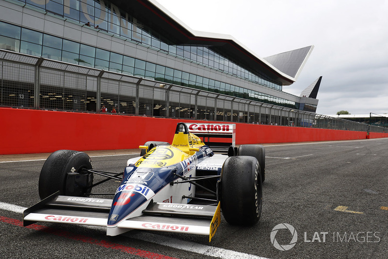 Williams FW11 Honda
