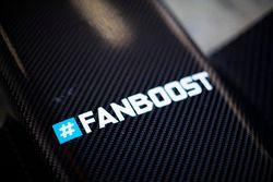 Logo du #fanboost