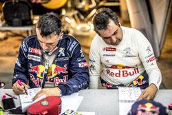Lucas Cruz; Daniel Elena, Peugeot Sport