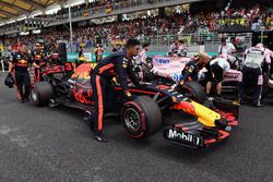 Автомобиль RB13 Даниэля Риккардо, Red Bull Racing