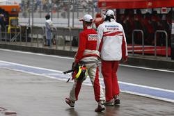 Ralf Schumacher, Toyota TF107