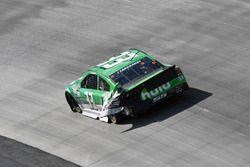Поврежденная машина Джеффри Эрнхардта, The Motorsports Group Chevrolet