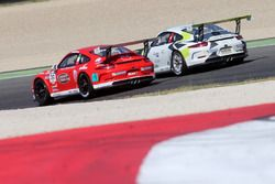 Niccolo Mercatali, Dinamic Motorsport e Ivan Jacoma, Ghinzani Arco Motorsport, In lotta per la posiz