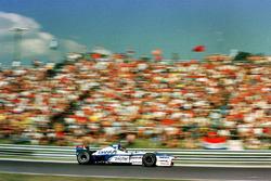 Damon Hill, Arrows A18 Yamaha