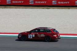 Giovanni Altoè, Seat Motor Sport Italia, Seat Leon Cupra ST-TCS2.0