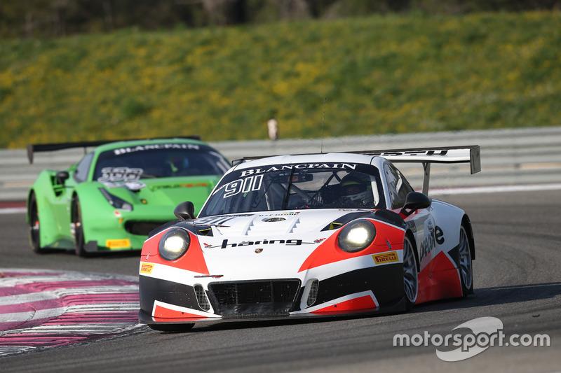 Porsche – 911 GT3 R