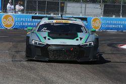 #44 Magnus Racing, Audi R8 LMS: John Potter