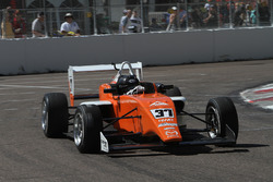 Andre Castro, Newman Wachs Racing