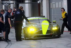 Aston Martin Vantage GT команды Aston Martin Racing