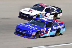 Elliott Sadler, JR Motorsports Chevrolet, William Byron, Hendrick Motorsports Chevrolet