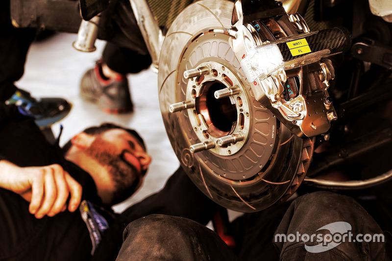 Bremse: M-Sport, Ford Fiesta WRC