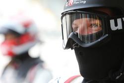 Toyota Racing team member