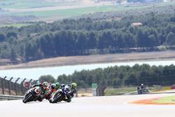 Alex de Angelis, Pedercini Racing, Riccardo Russo, Guandalini Racing