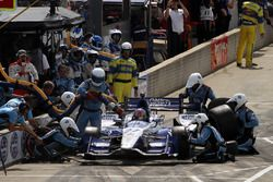 Marco Andretti, Andretti Autosport Honda au stand